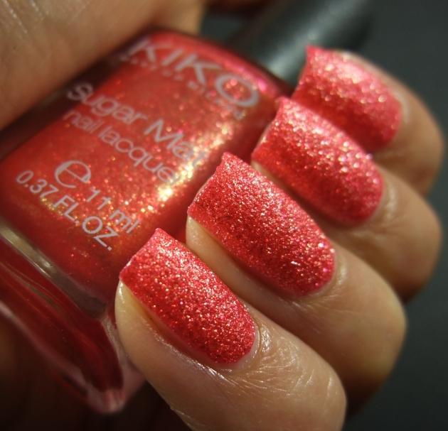 KIKO - 640 Poppy Red 03