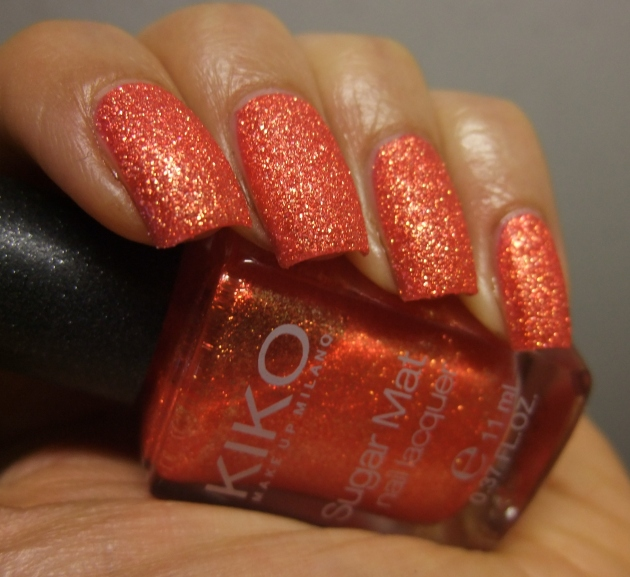KIKO - 640 Poppy Red 18