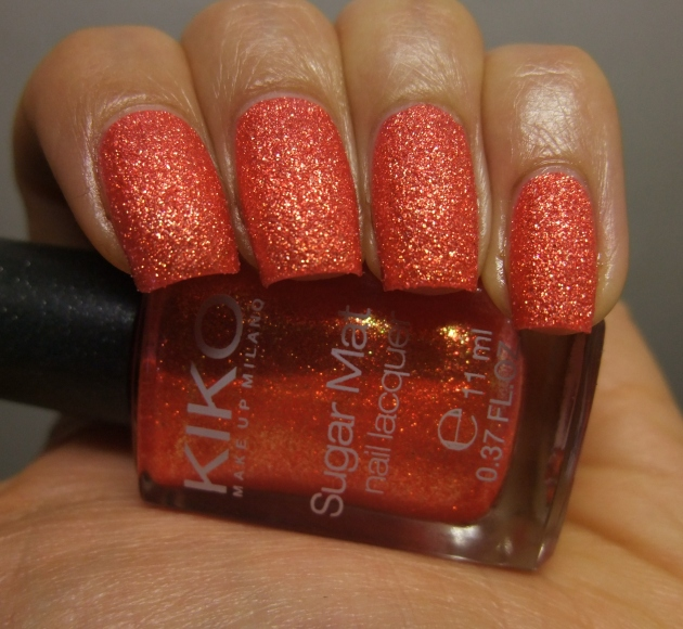 KIKO - 640 Poppy Red 20
