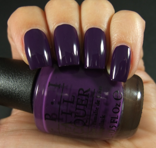 OPI - A Grape Affair 01