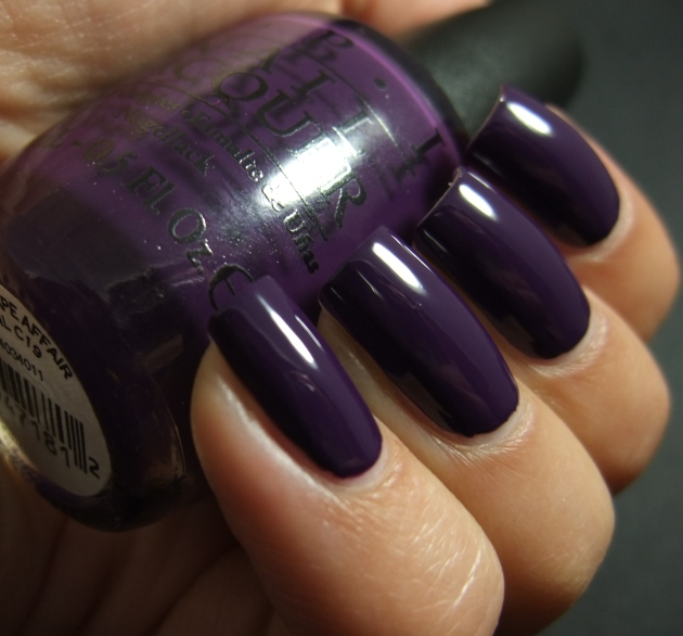 OPI - A Grape Affair 05