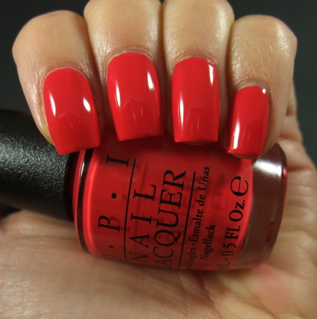OPI - Coca-Cola Red 02