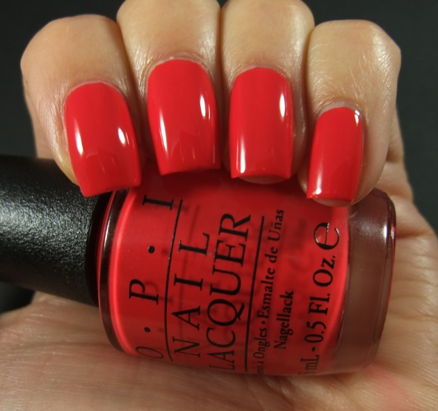 OPI - Coca-Cola Red 04