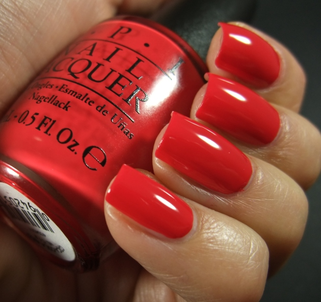 OPI - Coca-Cola Red 05