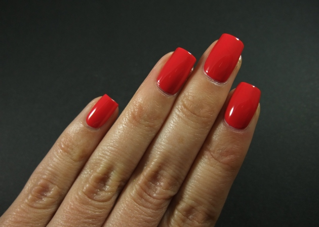 OPI - Coca-Cola Red 06