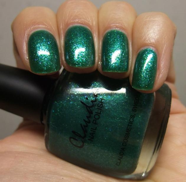 Claudia - Green Marine 11