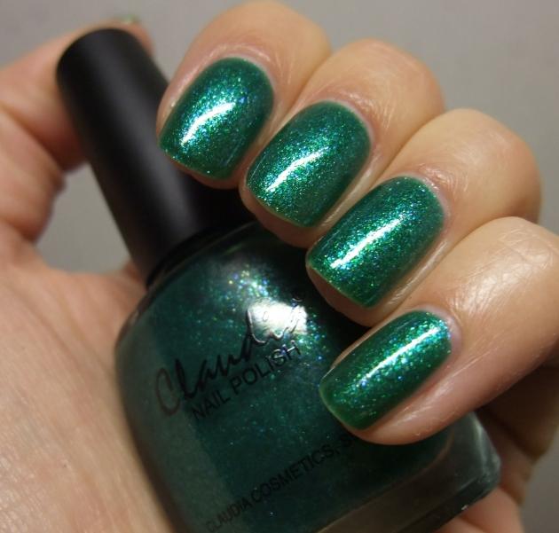 Claudia - Green Marine 12