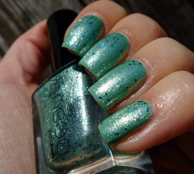 Gina Tricot - Turquiose Dust 01