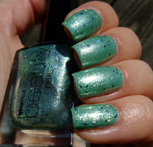Gina Tricot - Turquiose Dust 02