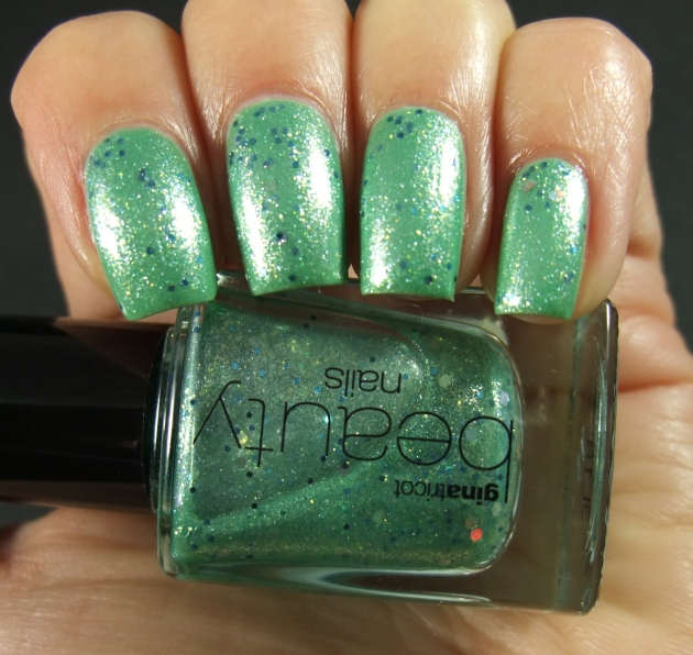 Gina Tricot - Turquiose Dust 04