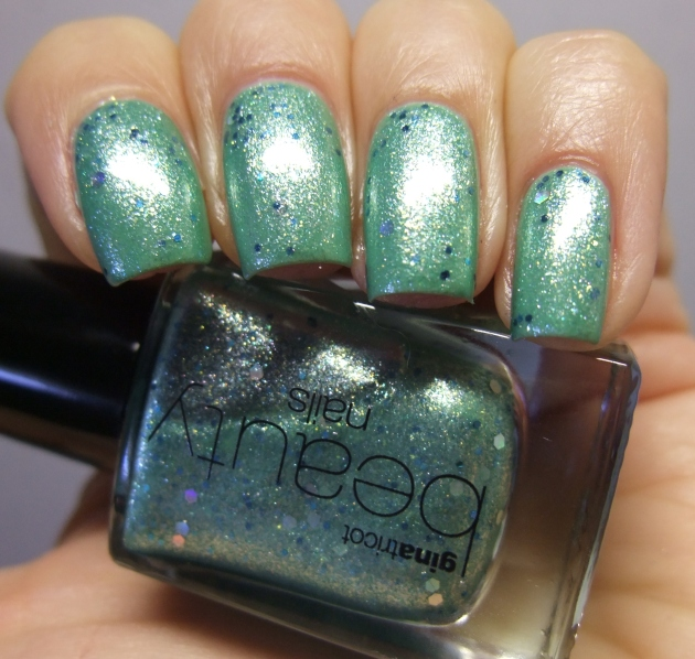 Gina Tricot - Turquiose Dust 07