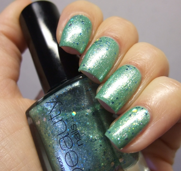 Gina Tricot - Turquiose Dust 09