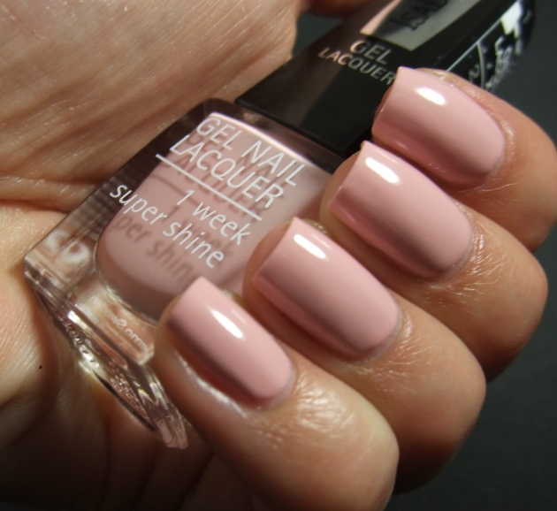 IsaDora Gel Nail Lacquer - Pretty Ballerina 08