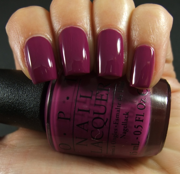 OPI - Get Cherried Away 01