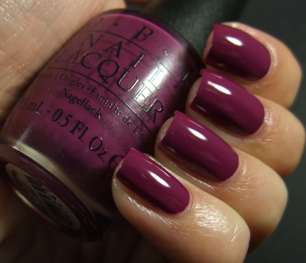 OPI - Get Cherried Away 02
