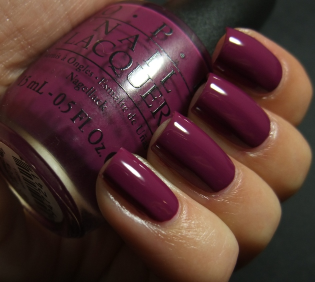 OPI - Get Cherried Away 03