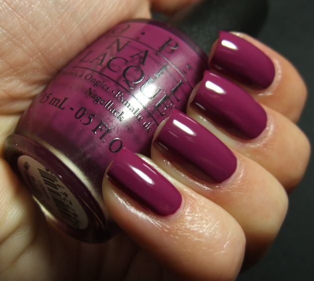 OPI - Get Cherried Away 05