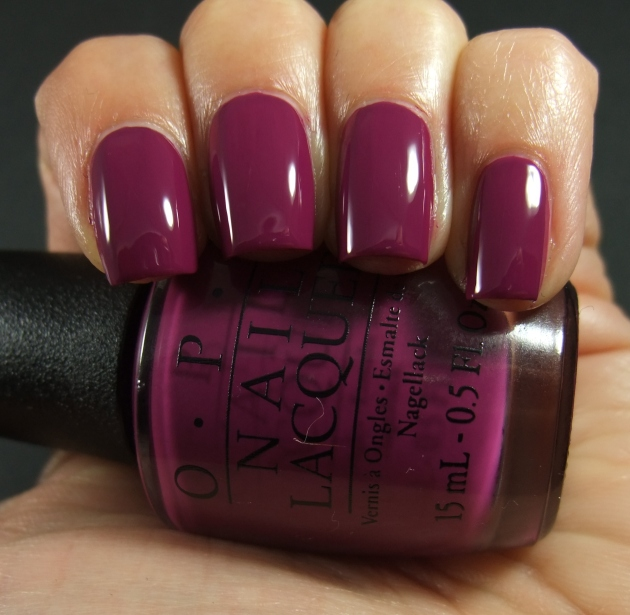 OPI - Get Cherried Away 06