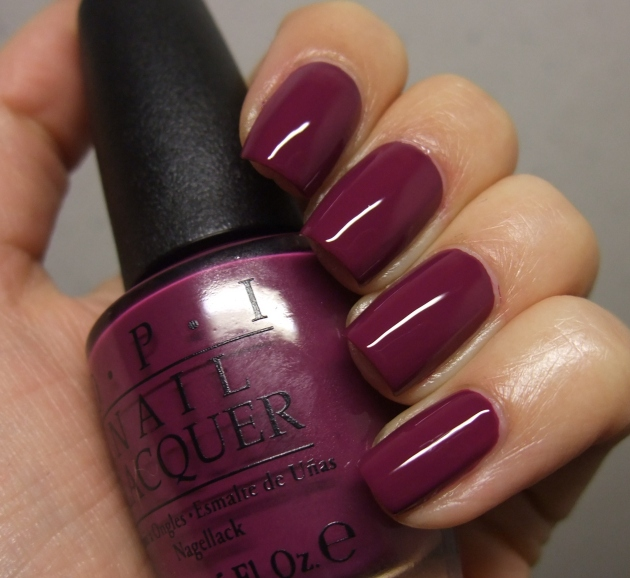 OPI - Get Cherried Away 08