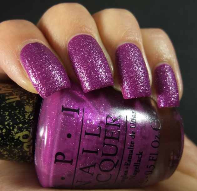 OPI - My Current Crush 07