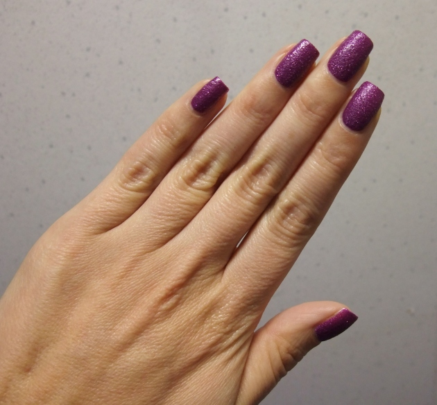 OPI - My Current Crush 11
