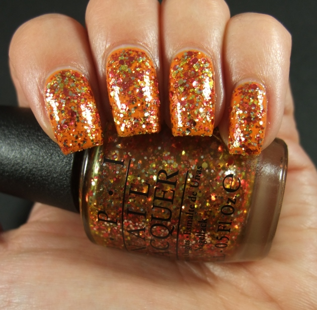 OPI - Orange You Fantastic! 05