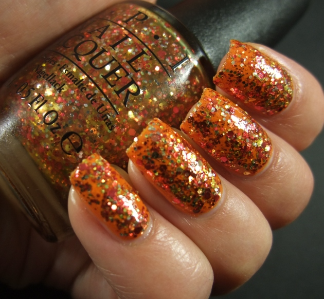 OPI - Orange You Fantastic! 06