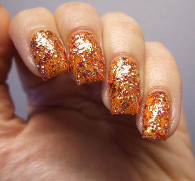 OPI - Orange You Fantastic! 08