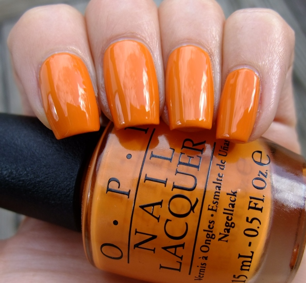 OPI - Orange You Stylish! 01