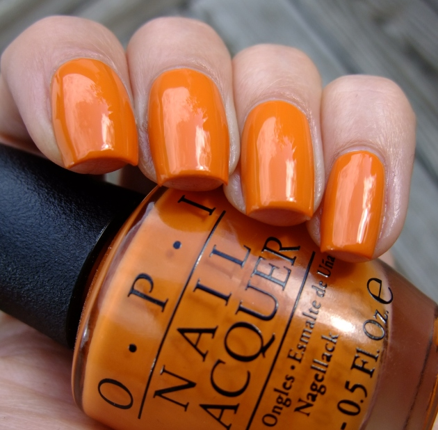 OPI - Orange You Stylish! 02