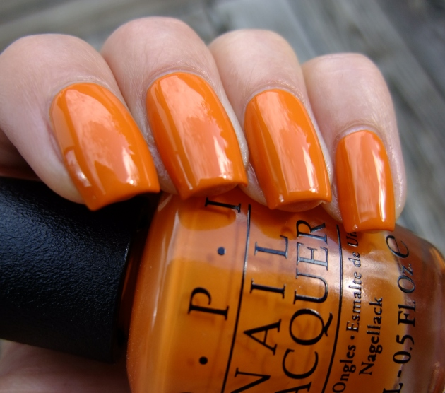 OPI - Orange You Stylish! 03