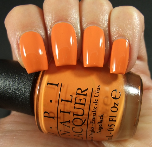 OPI - Orange You Stylish! 07