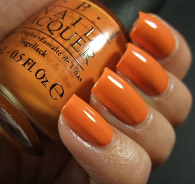OPI - Orange You Stylish! 09