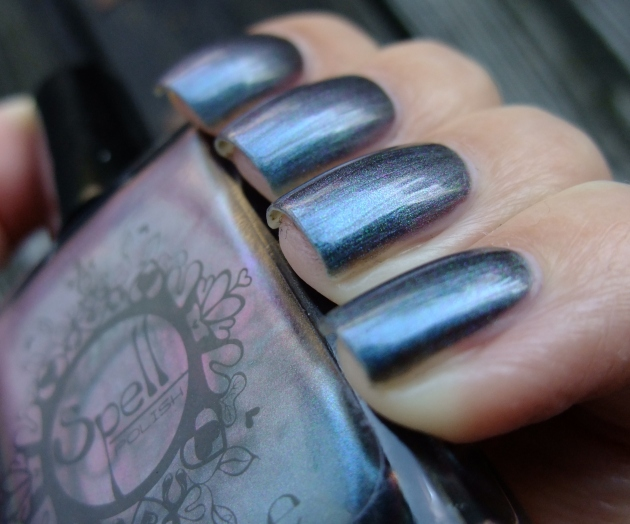 Spell Polish - Eluding the Cloud 02