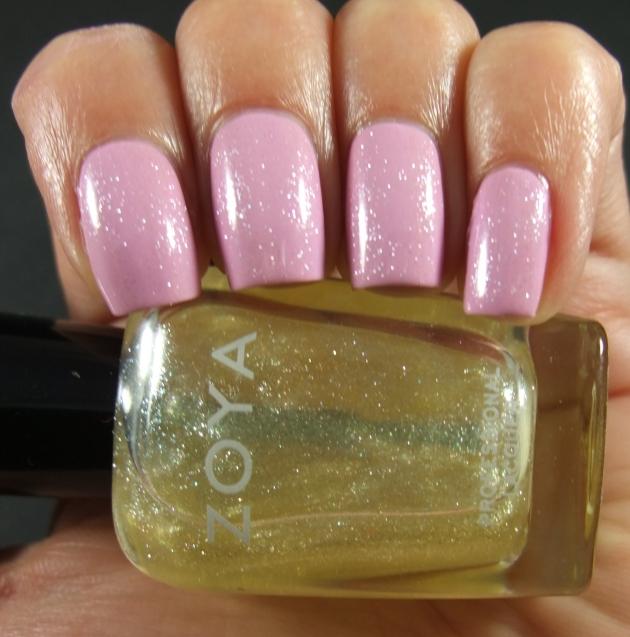Zoya - Sparkle Gloss 01