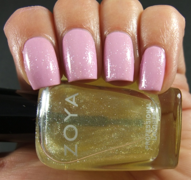 Zoya - Sparkle Gloss 02