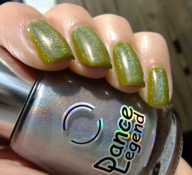 Budding Romance ith holo top coat 10