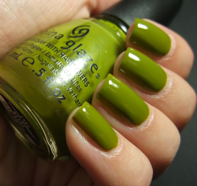 China Glaze - Budding Romance 02