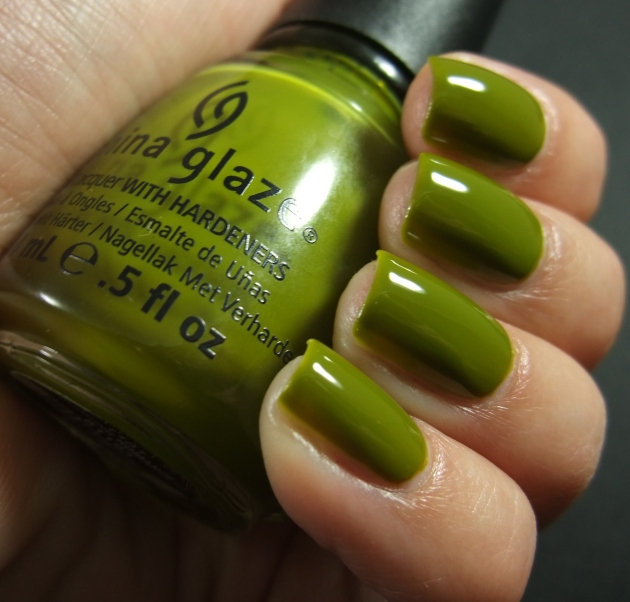 China Glaze - Budding Romance 03