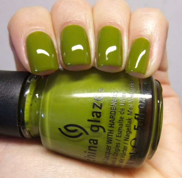 China Glaze - Budding Romance 05