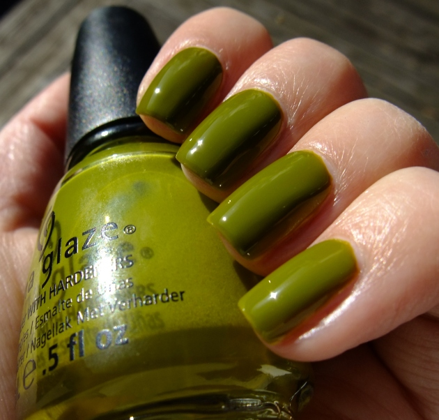 China Glaze - Budding Romance 06