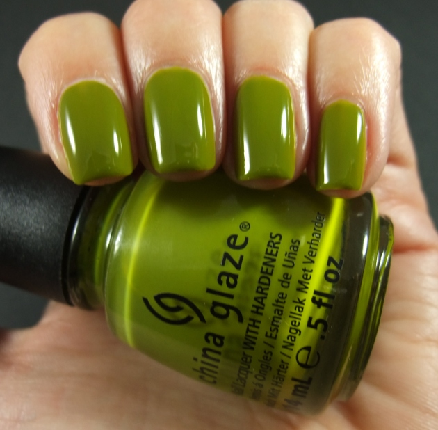 China Glaze - Budding Romance 08