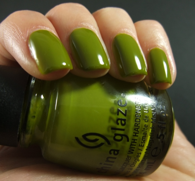 China Glaze - Budding Romance 09