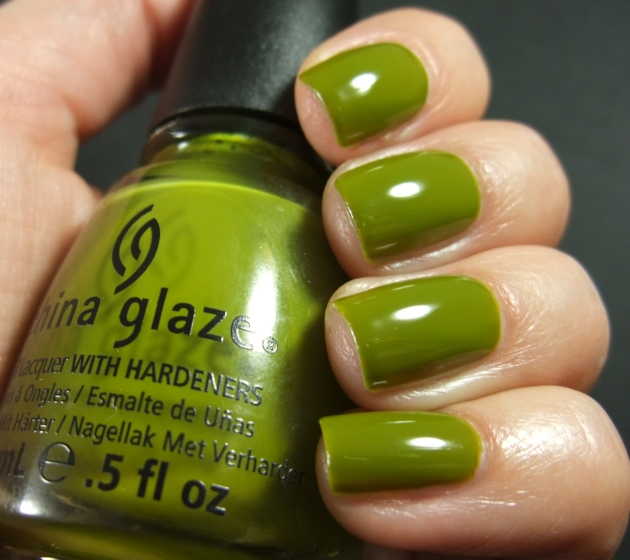 China Glaze - Budding Romance 10