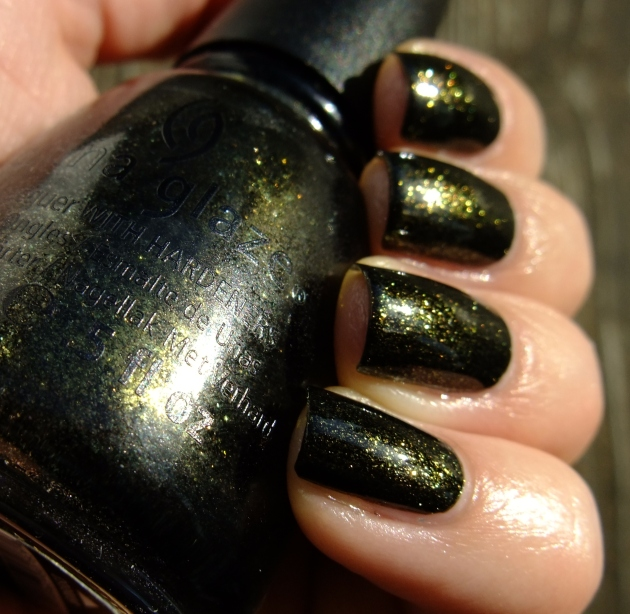 China Glaze - Cast A Spell 10