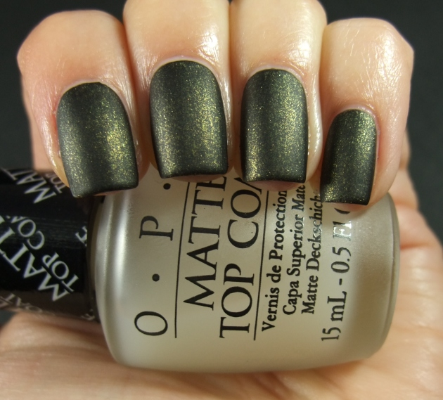 China Glaze - Cast A Spell matte 07