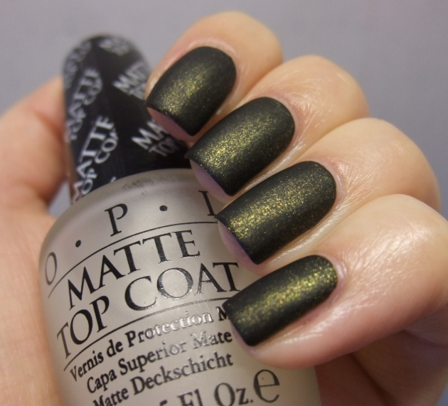 China Glaze - Cast A Spell matte 08