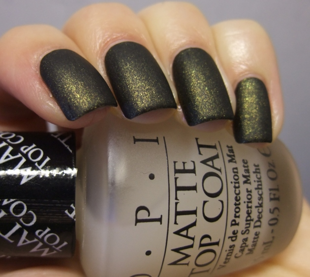 China Glaze - Cast A Spell matte 10
