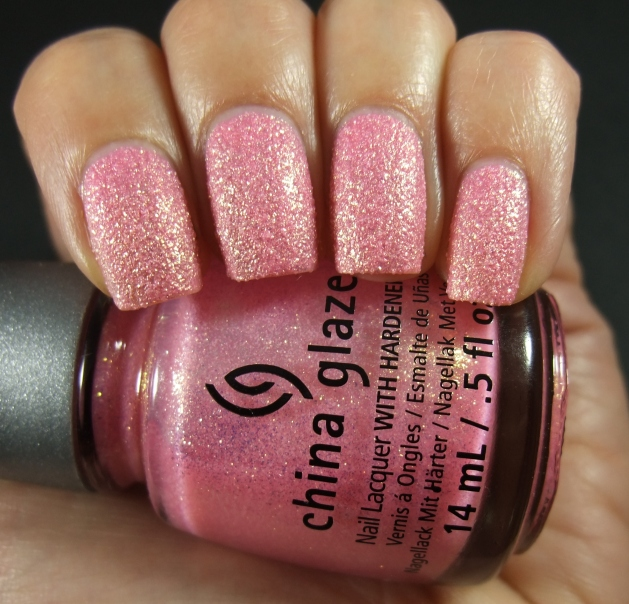 China Glaze - Wish On A Starfish 01