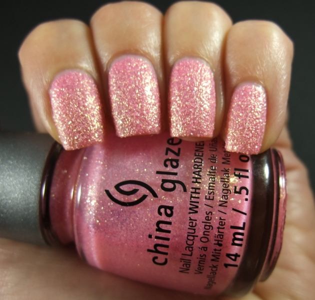China Glaze - Wish On A Starfish 03